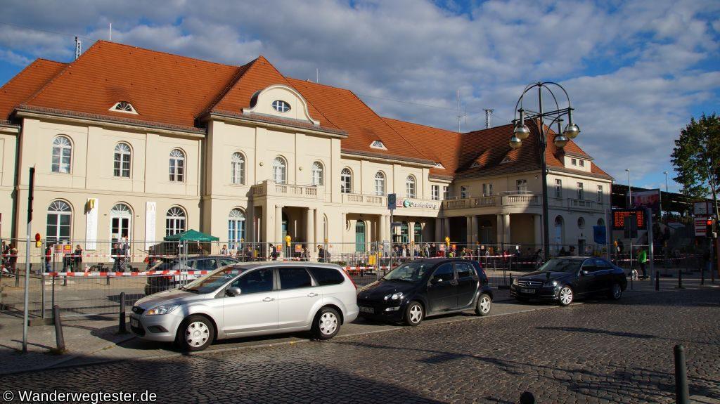 S-Bahnhof Oranienburg