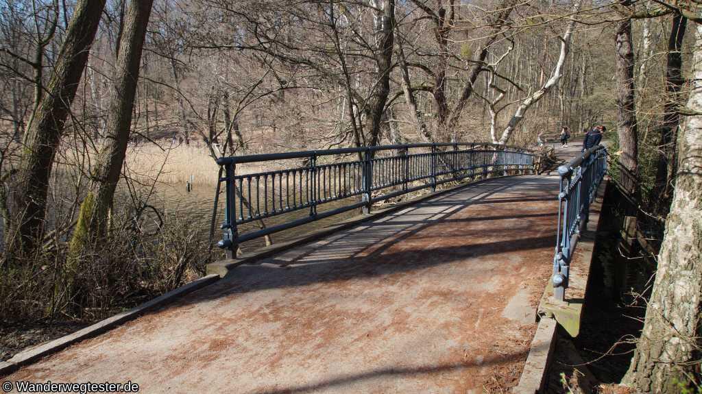 Brücke über Fenngraben