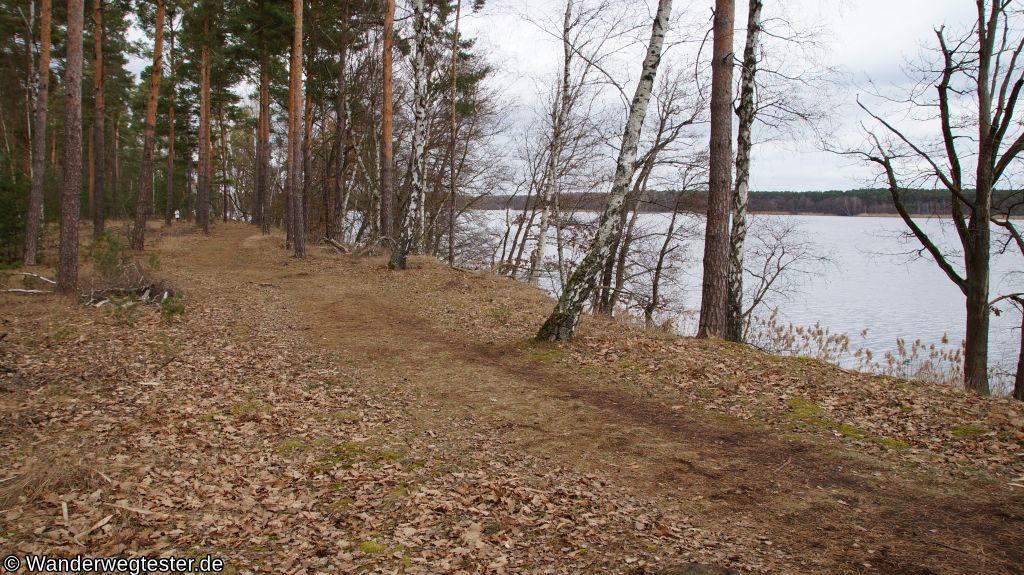 Wanderweg Klein Köriser See