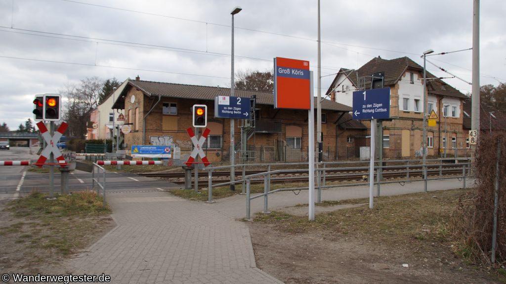 Bahnhof Groß Köris