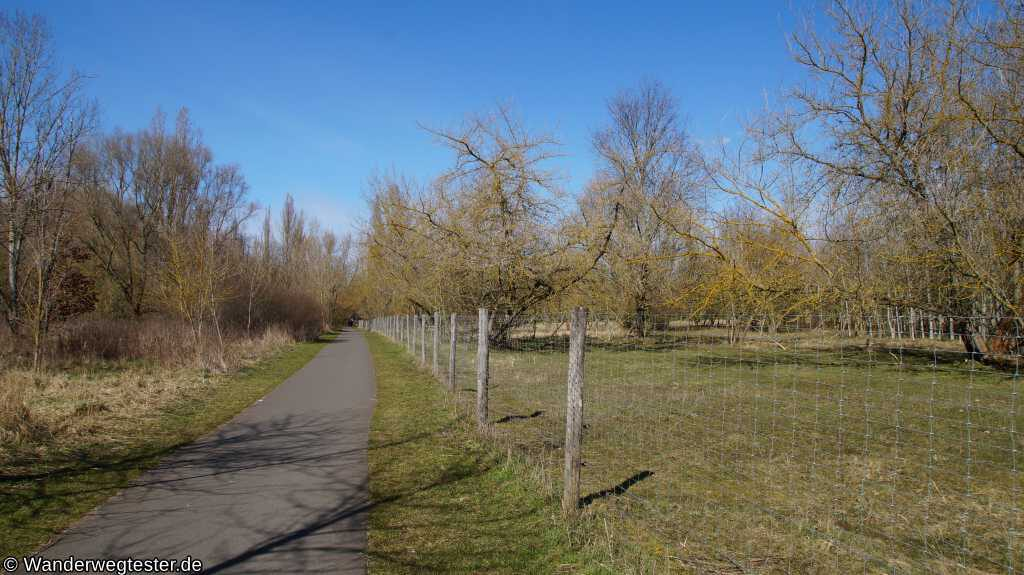 Wanderweg Malchow-Tour