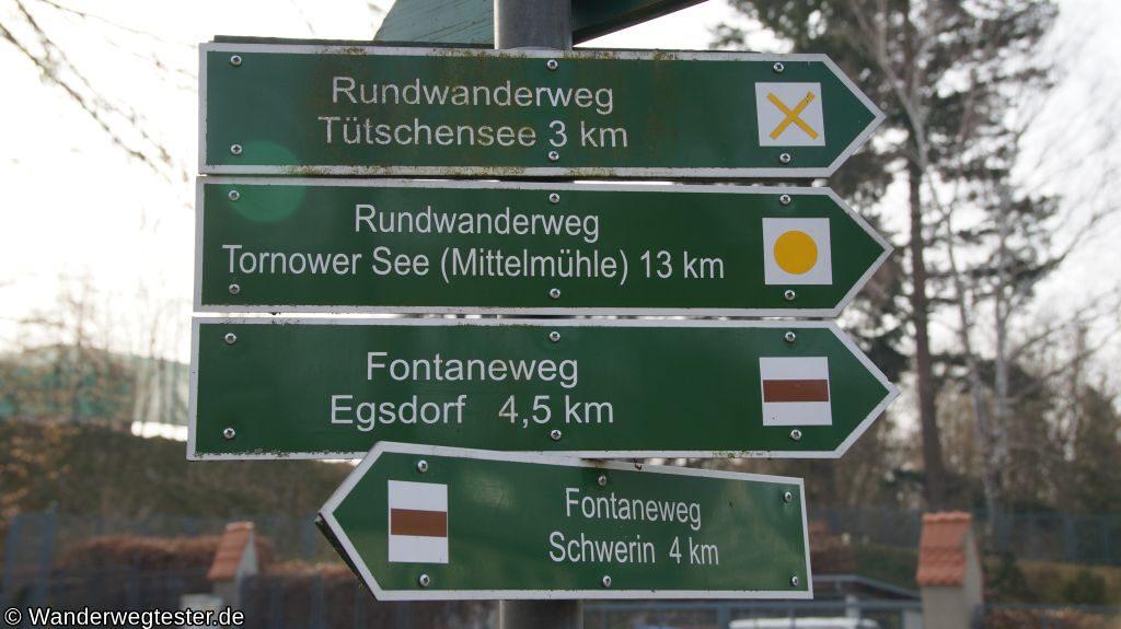 Rundwanderweg Tornowsee