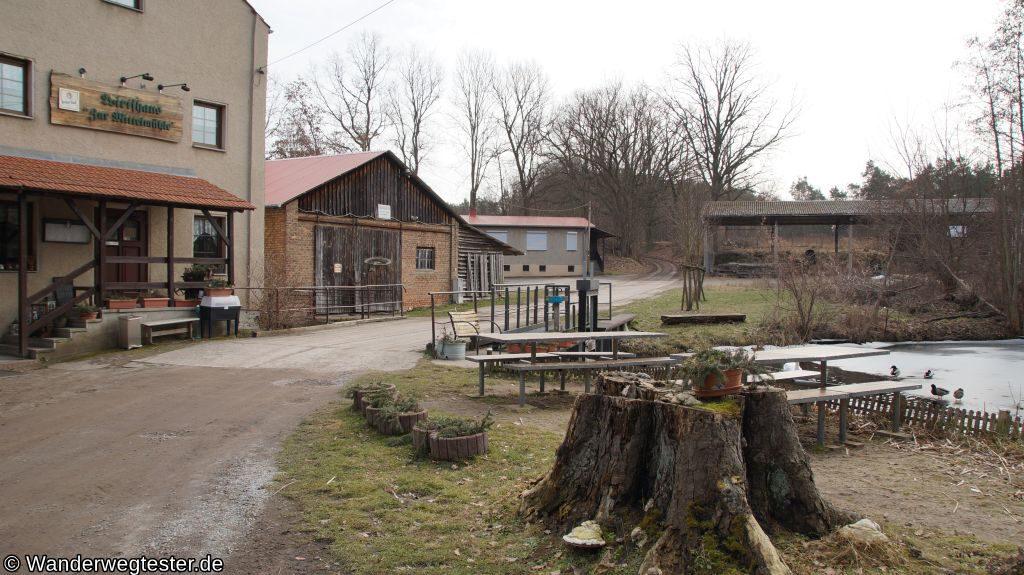 Wanderwegtester Mittelmühle