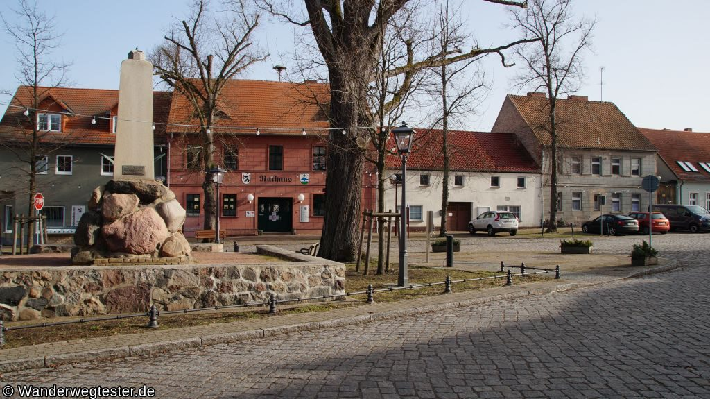 Wanderwegtester Stadt Teupitz