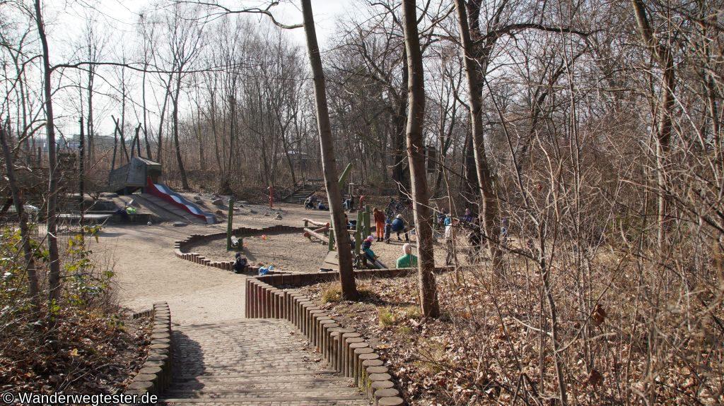 Spielplatz am Orankesee