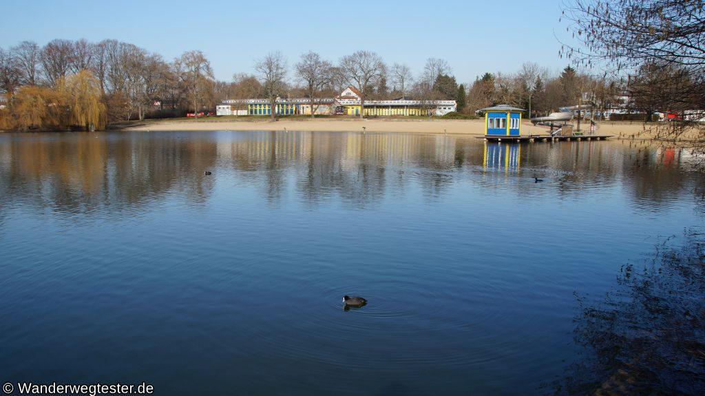 Strandbad am Orankesee