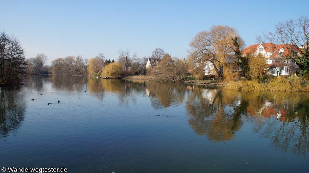 3-Seen-Wanderung in Lichtenberg