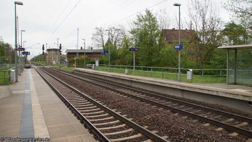 Bahnhof Britz